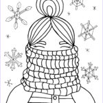 Winter Coloring Pages For Adults Best Of Photos Coloring Pages