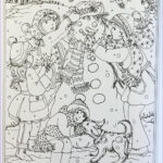 Winter Coloring Pages For Adults Cool Photography Amazon Creative Haven Winter Wonderland Coloring Book