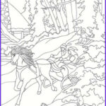 Winter Scene Coloring Pages Elegant Collection 5 Free Winter Scenes Coloring Pages