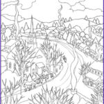 Winter Scene Coloring Pages Elegant Photos 582 Best Coloring Pages Winter Images On Pinterest