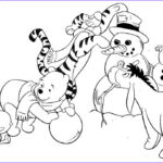 Winter Scene Coloring Pages Inspirational Stock Winter Scene Coloring Page Free Coloring Pages