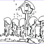 Winter Scene Coloring Pages New Gallery Winter Scene Coloring Page Coloring Pages For
