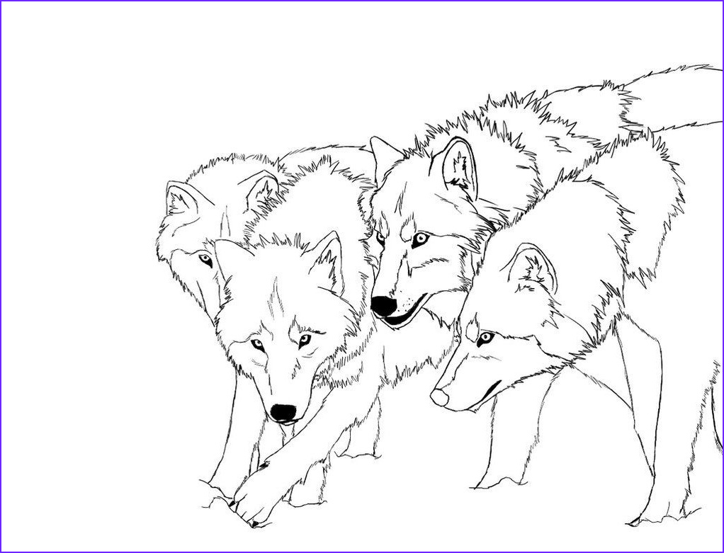 Wolf Coloring Pages Elegant Photos Free Printable Wolf Coloring Pages for Kids