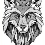 Wolf Coloring Pages For Adults Beautiful Image Get This Wolf Coloring Pages For Adults Free Printable
