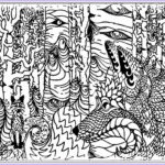 Wolf Coloring Pages For Adults Beautiful Photos Realistic Wolf Adult Coloring Pages