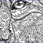Wolf Coloring Pages For Adults Cool Photography The Macmillan Jungle Book Colouring Book Free Wolf Pattern