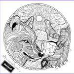 Wolf Coloring Pages For Adults Inspirational Image 11 Best Images About Colouring Pages On Pinterest