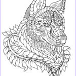 Wolf Coloring Pages For Adults New Photos Get This Wolf Coloring Pages For Adults To Print For Free
