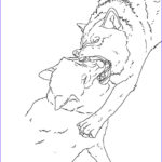 Wolf Coloring Pages Printable Awesome Stock Free Printable Wolf Coloring Pages For Kids