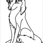 Wolf Coloring Pictures Beautiful Photos Detailed Wolf Coloring Pages At Getcolorings
