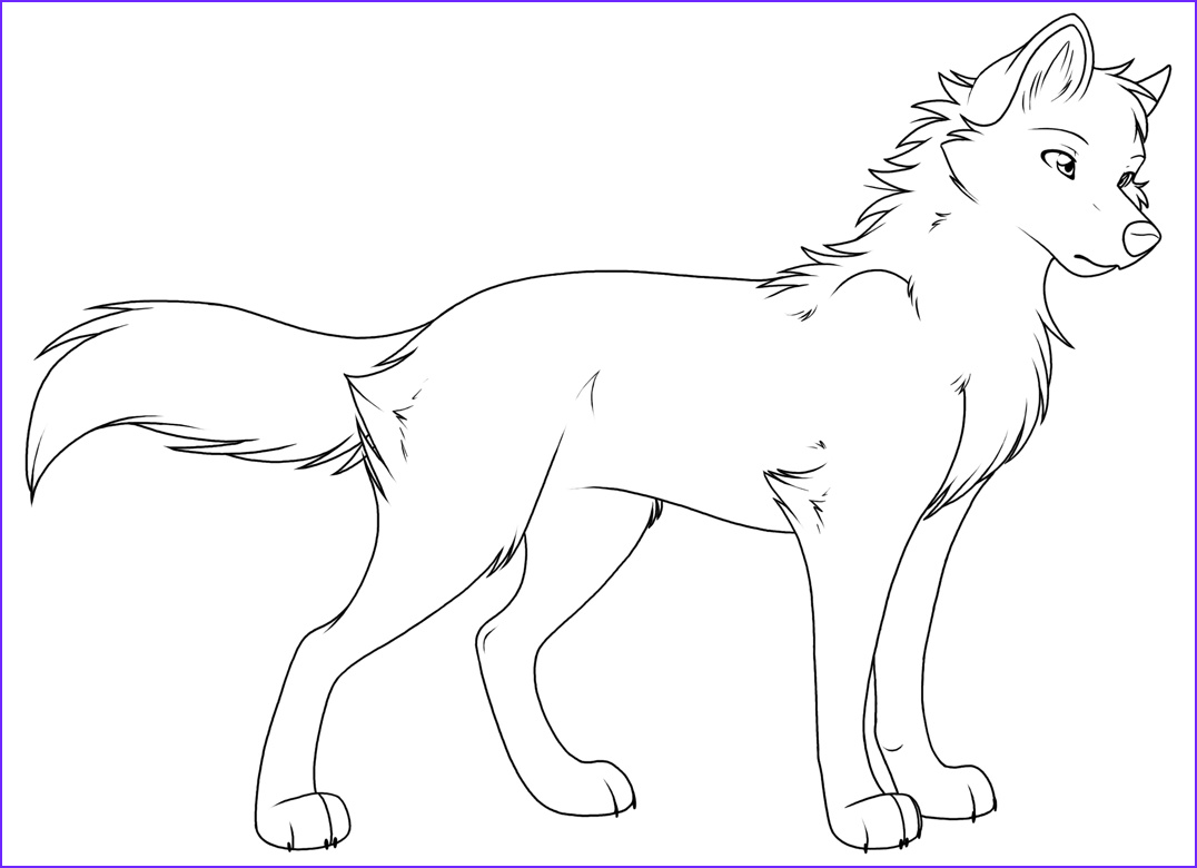 Wolves Coloring Book Beautiful Photos Free Printable Wolf Coloring Pages for Kids