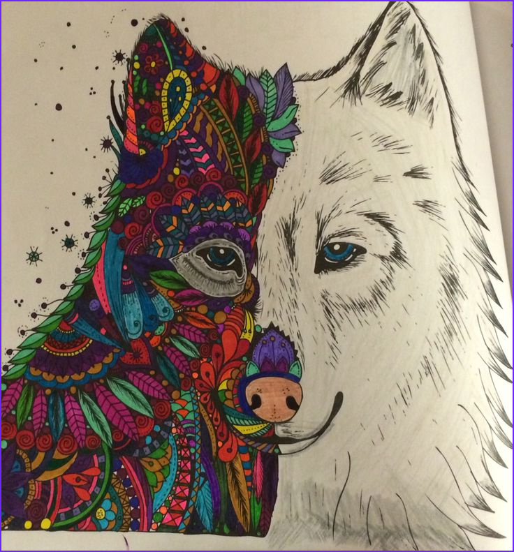 Wolves Coloring Book Elegant Photos Wolf Pictures Coloring Books and the Magic On Pinterest