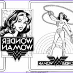 Wonder Woman Coloring Book Awesome Collection Free Printable Coloring Page Wonder Woman