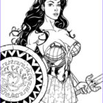 Wonder Woman Coloring Book Best Of Photos Wonder Woman Coloring Pages Sword And Shield