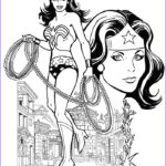 Wonder Woman Coloring Book Cool Photos [lmh] By Jose Delbo Ww 4ever 1 Pinterest