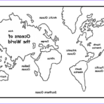 World Map Coloring Page Awesome Photos World Map Coloring Pages For Kids 5