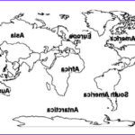 World Map Coloring Page Beautiful Photos Best S Of World Continents Map Coloring Sheet World