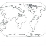 World Map Coloring Page New Stock Free Printable World Map Coloring Pages For Kids Best