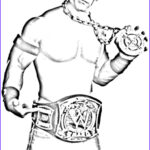 Wwe Coloring Books Awesome Collection Wwe Archives
