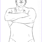 Wwe Coloring Books Beautiful Stock Giant Coloring Page Coloring Home