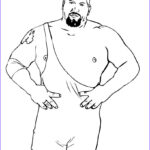 Wwe Coloring Books Cool Image Coloring Pages Of Wwe Kee S Birthday Ideas