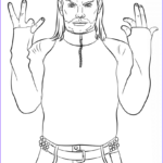 Wwe Coloring Books New Photos Free Printable Wwe Coloring Pages For Kids And Adults