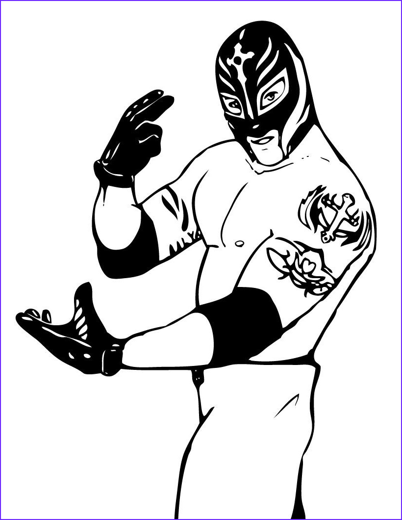 Wwe Coloring Pages Best Of Gallery Wwe Coloring Pages Dr Odd