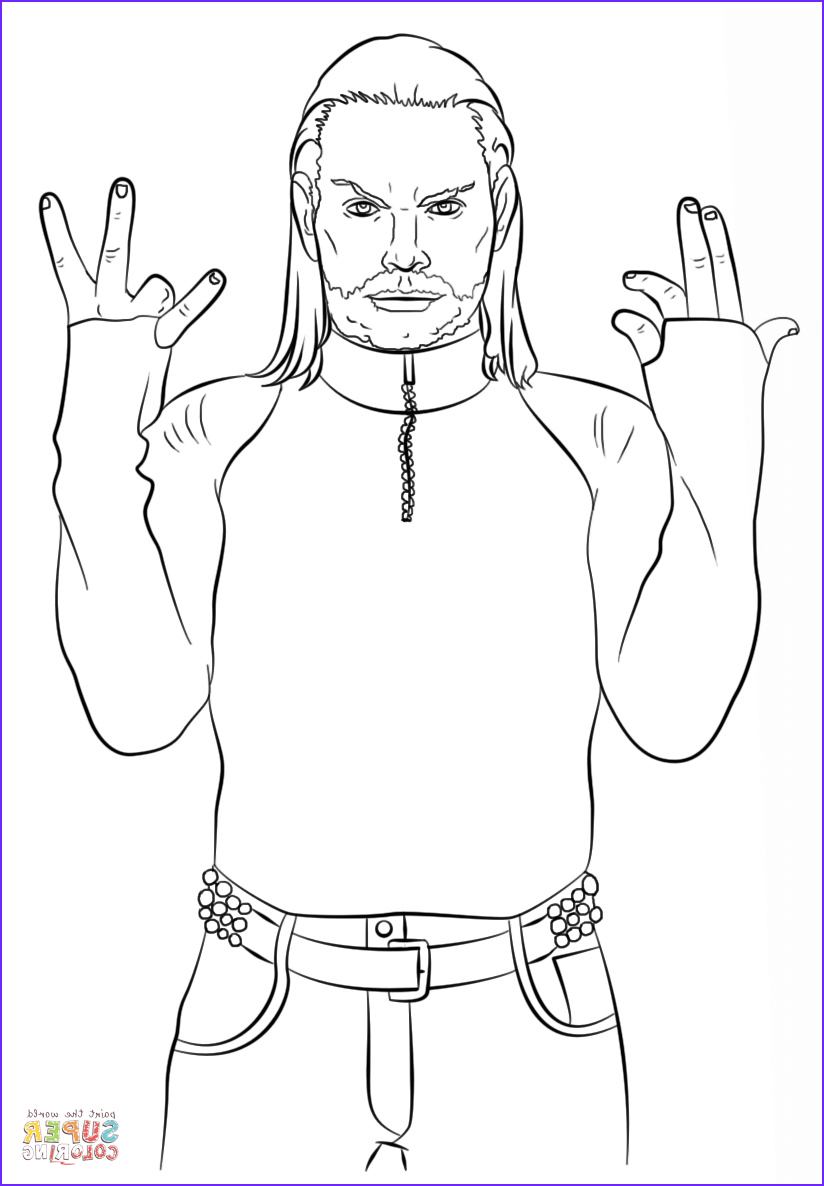 Wwe Coloring Pages Elegant Photos Free Printable Wwe Coloring Pages for Kids and Adults