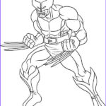 X Coloring Pages Beautiful Image X Men Wolverine Coloring Page