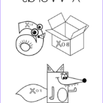 X Coloring Pages New Images X Words Coloring Page Twisty Noodle