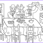 Yom Kippur Coloring Pages Best Of Stock Yom Kippur Kaparot Ceremony Coloring Page