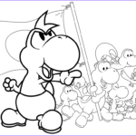 Yoshi Coloring Page Best Of Photos Free Printable Yoshi Coloring Pages For Kids