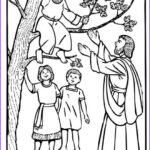 Zaccheaus Coloring Page Beautiful Photography 15 Printable Zacchaeus Tree Coloring Pages For Kids