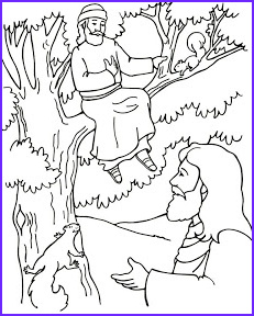 Zaccheaus Coloring Page Cool Images Little Lambs – Pull Up A Chair