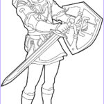 Zelda Coloring Book Best Of Stock Free Printable Zelda Coloring Pages For Kids