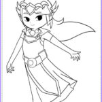 Zelda Coloring Book New Collection Pinterest • The World's Catalog Of Ideas