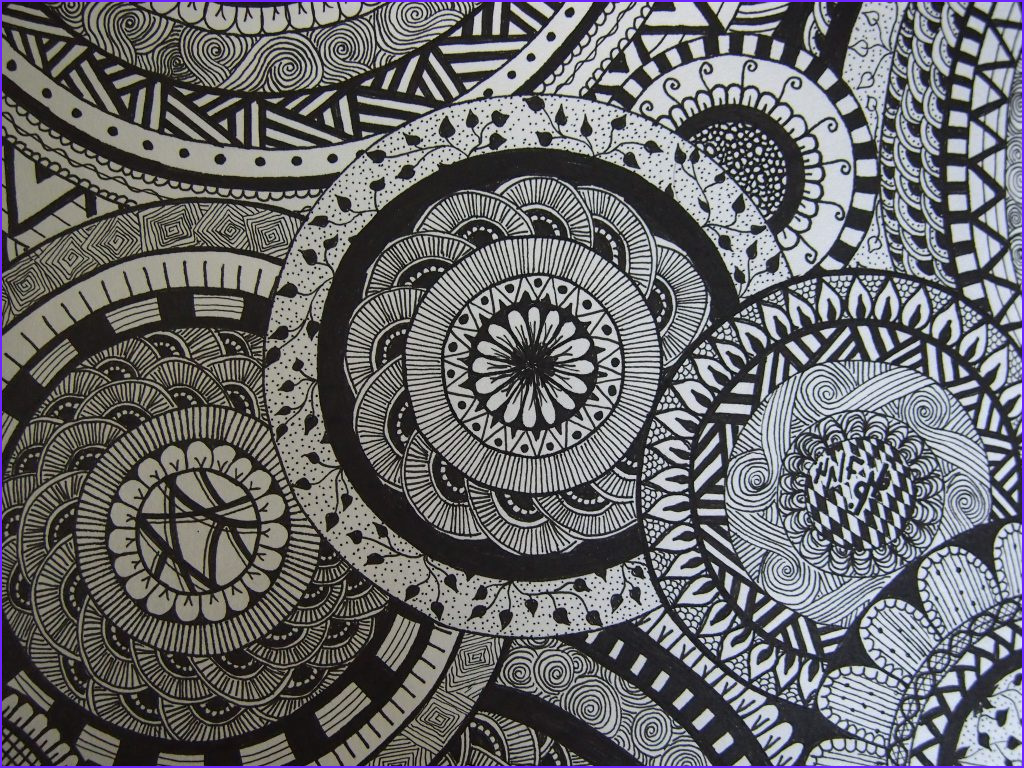 Zentangle Coloring Books Cool Images Free Printable Zentangle Coloring Pages for Adults