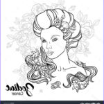 Zodiac Coloring Book Beautiful Photos 350 Best ♋adult Colouring Zodiac Signs Images On Pinterest