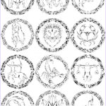 Zodiac Coloring Book Best Of Photography Zodiac Signs By Curvy Tribal Coloring Page