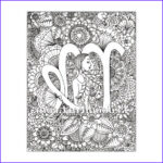 Zodiac Coloring Book Cool Photos Instant Digital Adult Coloring Page Zodiac Sign