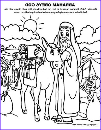 Abram and Lot Coloring Page Best Of Collection Coloring Coloring Pages and Free Bible On Pinterest