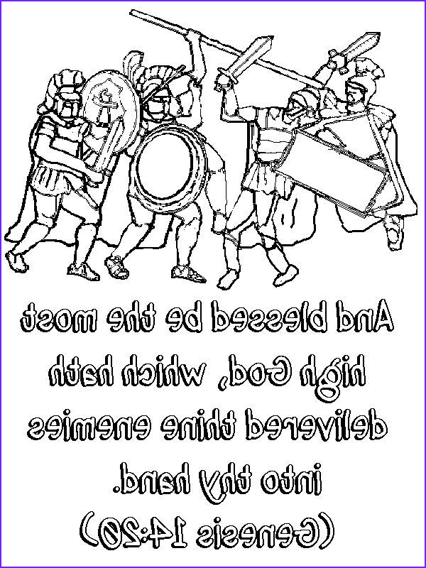 Abram and Lot Coloring Page Elegant Image Image Result for Abraham Rescues Lot Craft