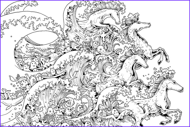 Adult Coloring Book Colored New Photos 10 Intricate Adult Coloring Books to Help You De Stress