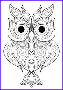 Adult Coloring Page Owls Unique Photos Owls Coloring Pages for Adults