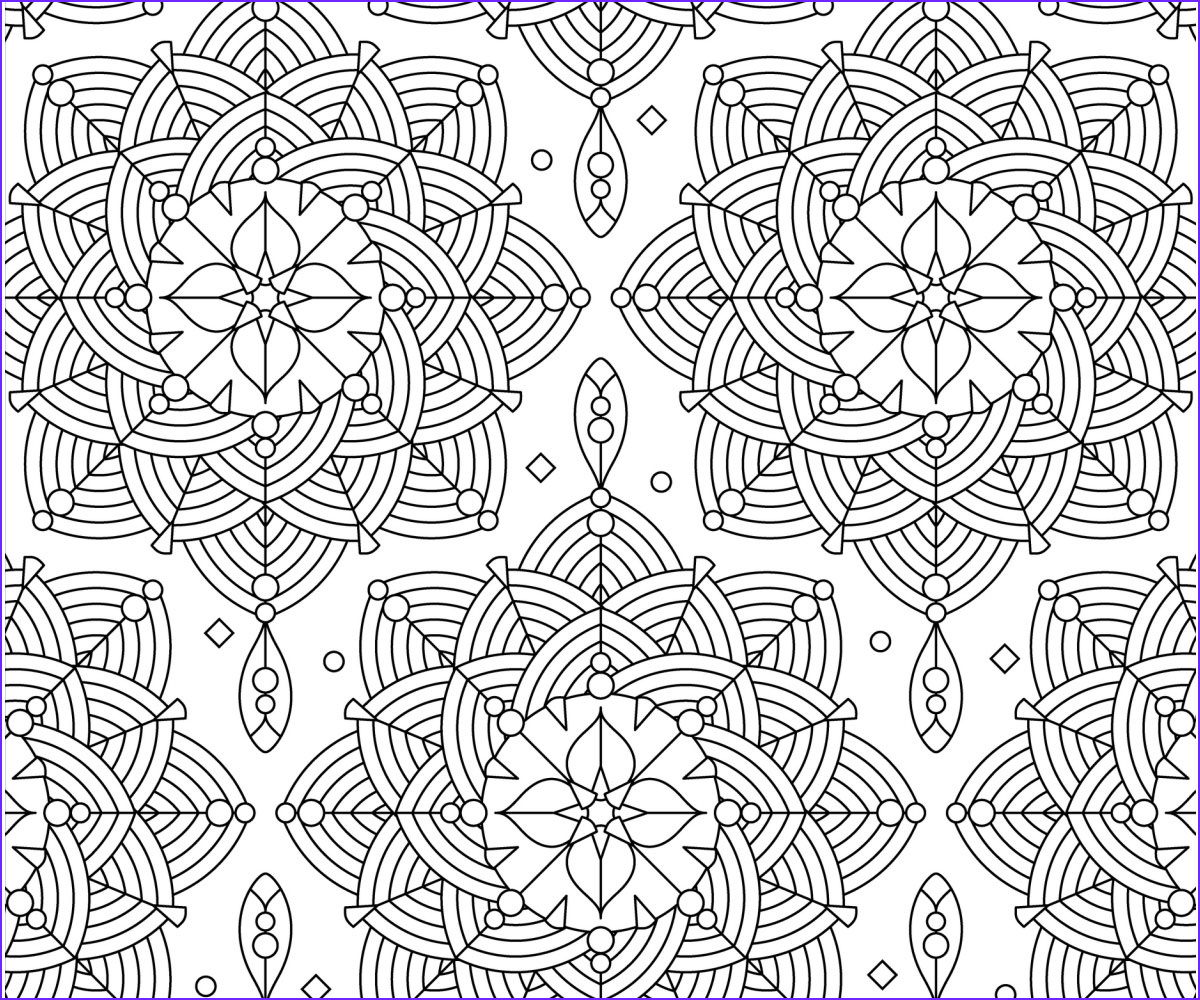 Adult Coloring Print Beautiful Photography Free Printable Adult Coloring Page Rosettes Familyeducation