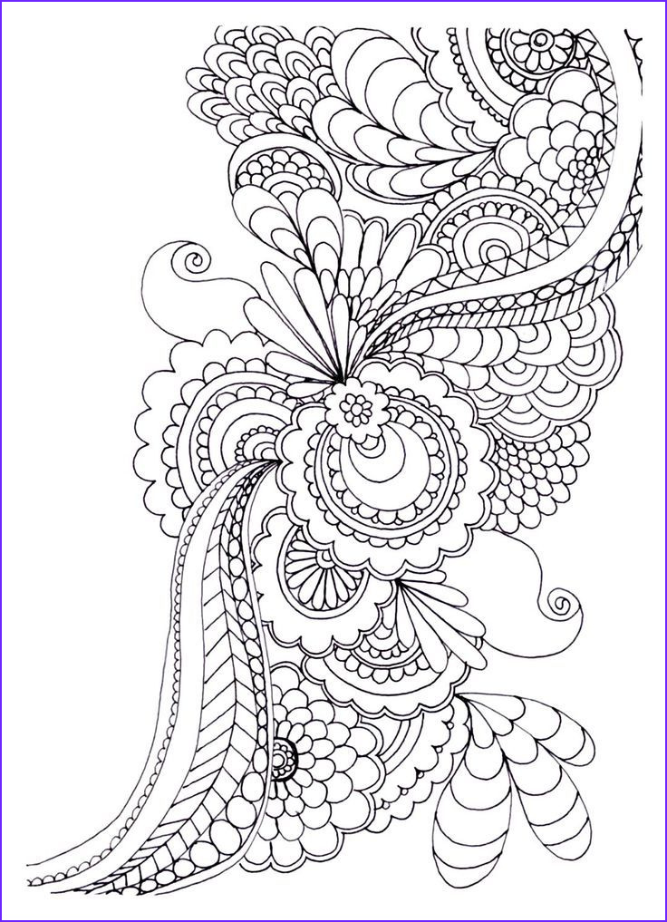 Adult Coloring Print Luxury Collection to Print This Free Coloring Page Coloring Adult Zen Anti