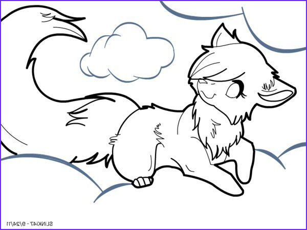 Anime Wolf Coloring Page Cool Gallery Pin by Johanna butz On Coloring