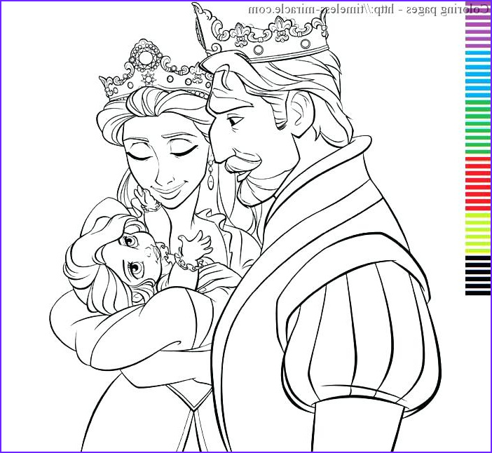 Baby Princess Coloring Page New Photos Baby Disney Princess Coloring Pages At Getcolorings