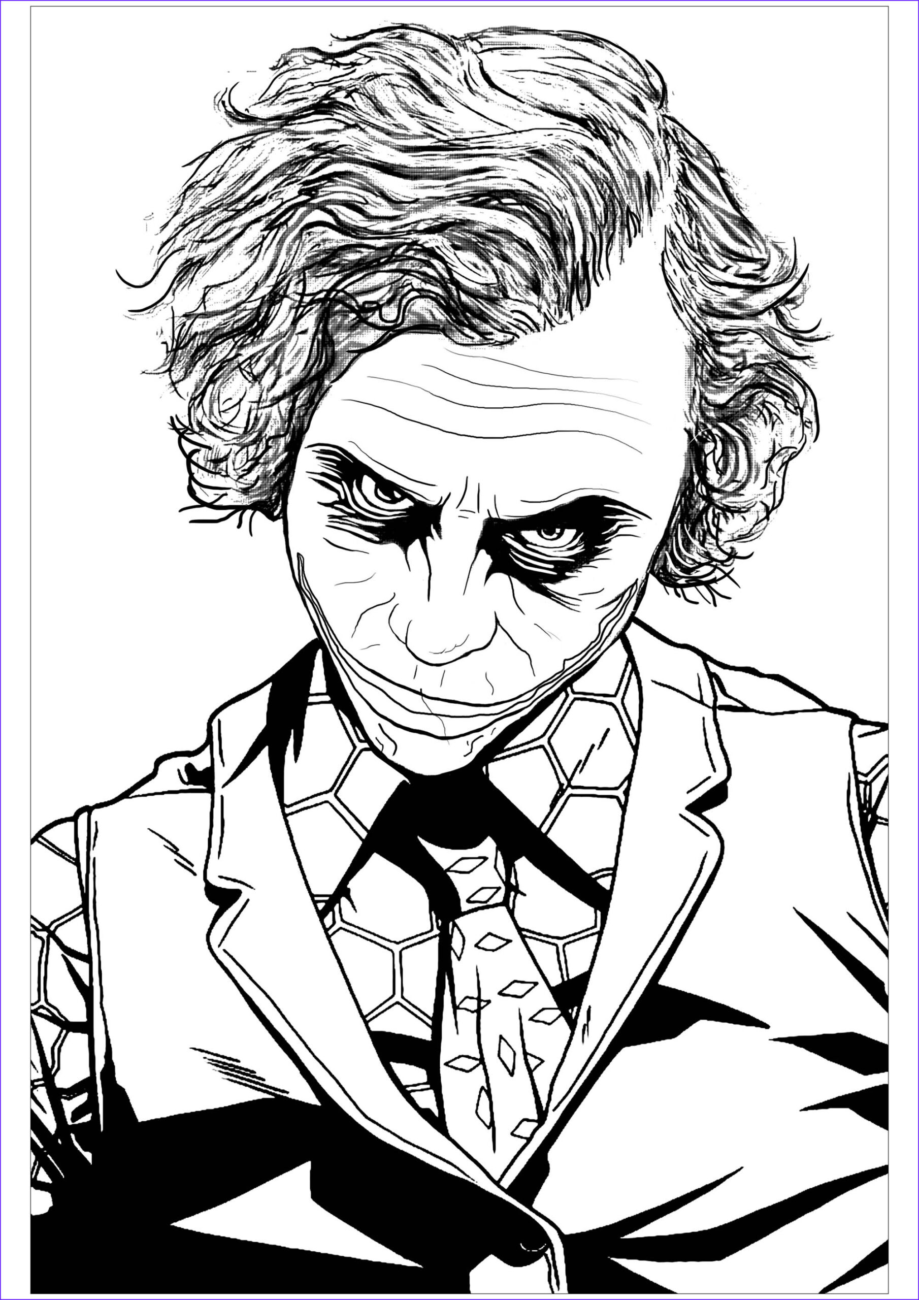 image=movie posters coloring page joker heath ledger 1