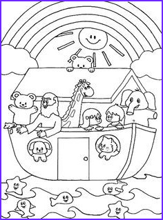 Bible Story Coloring Sheet Elegant Photography Cute Noah S Ark Coloring Page Other Pages